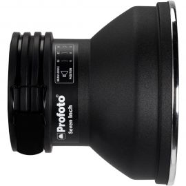 Profoto - 7 Inch Grid Reflector (Black/Silver)