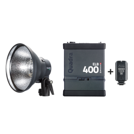 Elinchrom ELB 400 One Pro Head To Go - Disabled