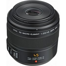 Panasonic 45mm, f2.8, Leica DG Macro-Elmarit G-S Lens