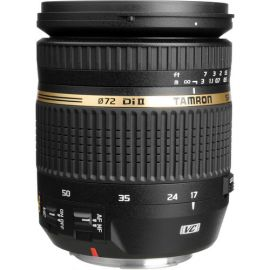Tamron SP 17-50mm F/2.8 XR Di II VC LD Aspherical (IF) Lens w/ hood for Canon