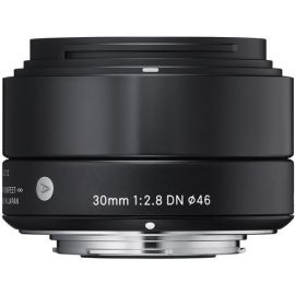 Sigma 30mm F2.8 EX DN ART Lens (Black) for Sony E Mount