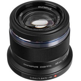 Olympus M.Zuiko 45mm f1.8 Lens - Black