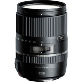 Tamron 16-300mm F/3.5-6.3 Di-II VC PZD Macro Lens w/ hood for Canon
