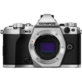 Olympus OM-D E-M5 Mark II Mirrorless Body - Silver