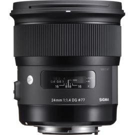 Sigma 24mm F1.4 ART DG HSM Lens for Canon