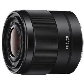 Sony FE 28mm f/2 Wide Angle Lens