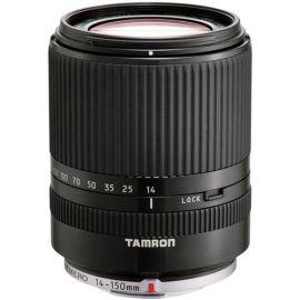 Tamron 14-150mm F/3.5-5.8 Di-III Lens w/ hood BLACK for Micro Four Thirds