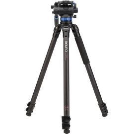 Benro C373 Series 3 CF Video Tripod - disabled