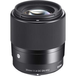 Sigma 30mm 1.4 DC DN Lens for Micro 4/3rd