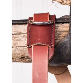HoldFast Gear Money Maker Bridle Skinny 2 Camera Harness (Chestnut, Small)