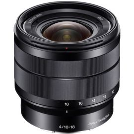 Sony 10-18mm SEL1018 wide angle zoom lens