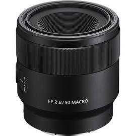 Sony 50mm F/2.8 Macro E-Mount Lens