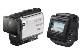 Sony Action Camera-FDR-X3000R - action camera - Carl Zeiss