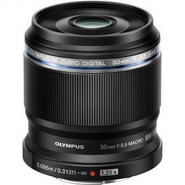 Olympus M.Zuiko Digital ED 30mm f/3.5 Macro Lens (Open Box)