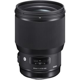 Sigma 85mm 1.4 ART Lens for Canon