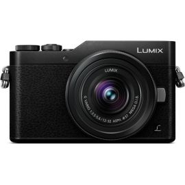 Panasonic GX850 Black with 12-32mm lens