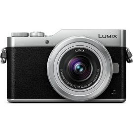Panasonic GX850 Silver with 12-32mm lens