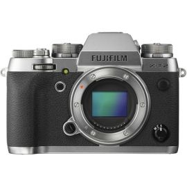 Fujifilm X-T2 Mirrorless Digital Camera Graphite Silver (Body Only)