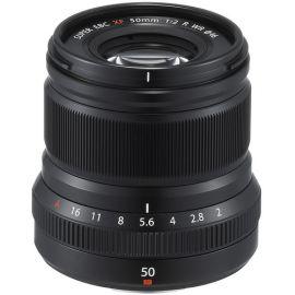 Fujifilm XF 50mm f/2 R WR Lens (Black)