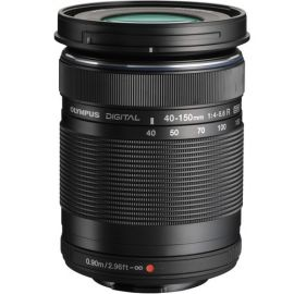 Olympus M.Zuiko 40-150mm R f4.0-5.6 R Lens - Black