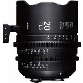 Sigma 20mm T1.5 FF High-Speed Prime Cine Lens (PL)