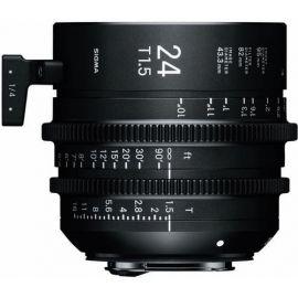 Sigma 24mm T1.5 FF High-Speed Prime Cine Lens (PL)