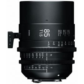 Sigma 85mm T1.5 FF High-Speed Prime Cine Lens (Canon EF)