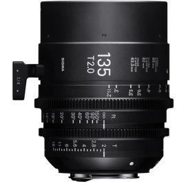 Sigma 135mm T2 FF High-Speed Prime Cine Lens (Canon EF)