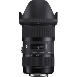 Sigma 18-35mm f/1.8 DC HSM Lens for Canon