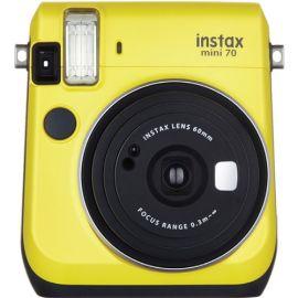 FujiFilm Instax Mini 70 Instant Film Camera - Yellow