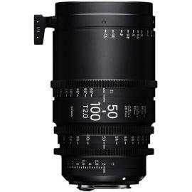 Sigma 50-100mm T2 Cine High-Speed Zoom Lens (PL)