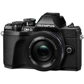 Olympus E-M10 Mark III OLK 14-42mm EZ Kit with 16GB Card & BAG - Black