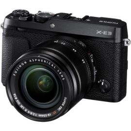 Fujifilm X-E3 W/ 18-55mm Kit - Black