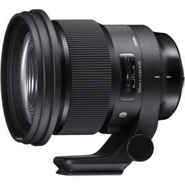 Sigma 105mm F1.4 Art DG HSM Lens for Canon
