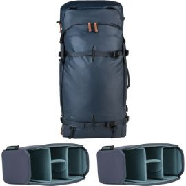 Shimoda Explore 60 Backpack Starter Kit - Blue Nights