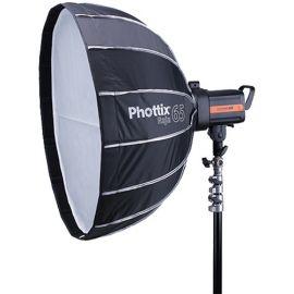 "Phottix Raja Quick-Folding Softbox 26"""