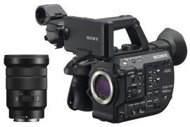 Sony PXW-FS5M2 4K XDCAM Super 35mm Compact Camcorder with 18-105mm Zoom Lens