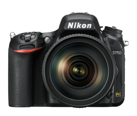 Nikon D750 DSLR Camera with 24-120mm Lens - 1549