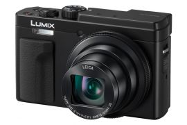 Panasonic Lumix DCZS80 Digital Camera (Black)