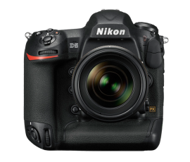 Nikon D5 DSLR Camera Body - CF Version - 1558