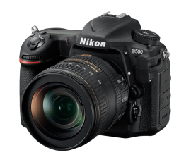 Nikon D500 DX DSLR with 16-80mm ED VR Lens Kit (f2.8-4) - 1560