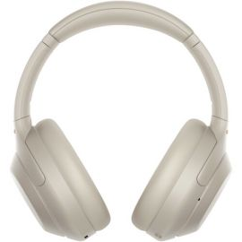 Sony WH-1000XM4 Wireless Noise-Canceling Over Ear Headphones (White)