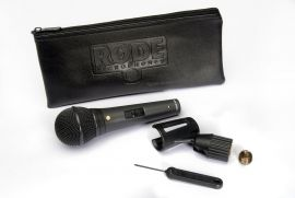 Rode Microphones M1-S Live Performance Dynamic Microphone with Lockable Switch