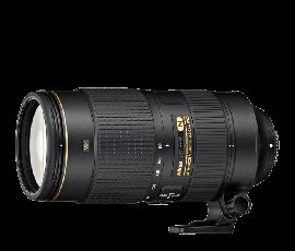 Nikon  AF-S NIKKOR 80-400mm f.4.5-5.6G ED VR Lens - 2208