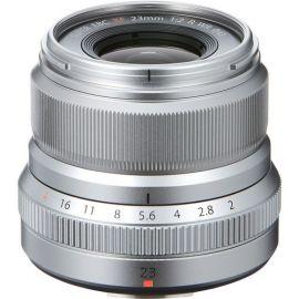 Fujifilm XF 23mm f/2 R WR Lens (Silver)