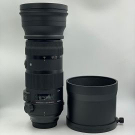 Sigma 150-600mm f/5-6.3 DG OS HSM Sports Lens for Canon EF - Preowned