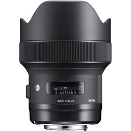 Sigma 14mm f/1.8 DG HSM Art Lens for Nikon F