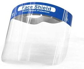 Reusable Face Shield - 50 Pack