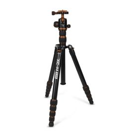 ProMaster XC-M 525 ALUMINUM Travel Tripod - Orange