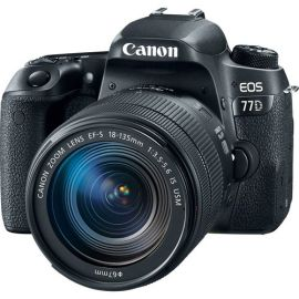 Canon EOS 77D EF-S 18-135 IS STM Kit